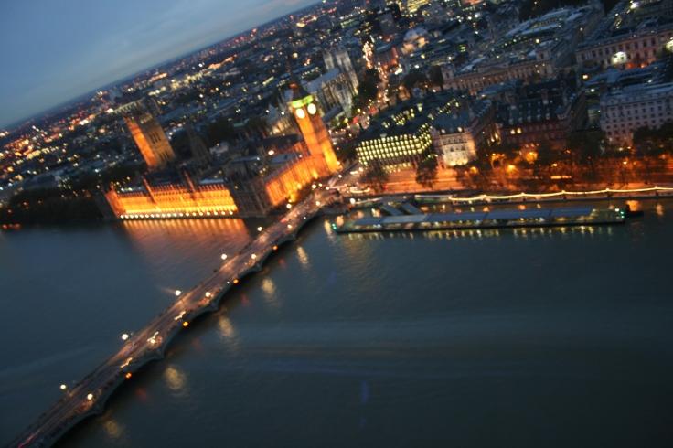 Big Ben, Westminster Abbey, Thames