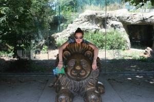 At Austria's zoo