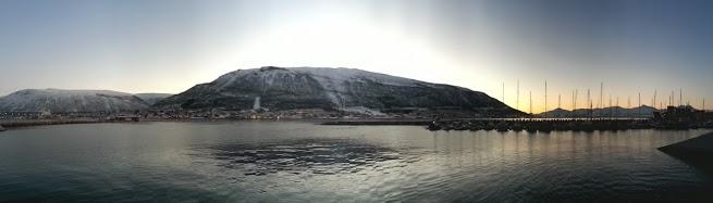 Tromso aquarium