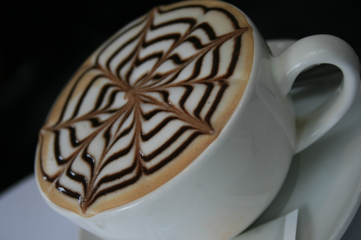 A Cup of Coffee in Lijiang