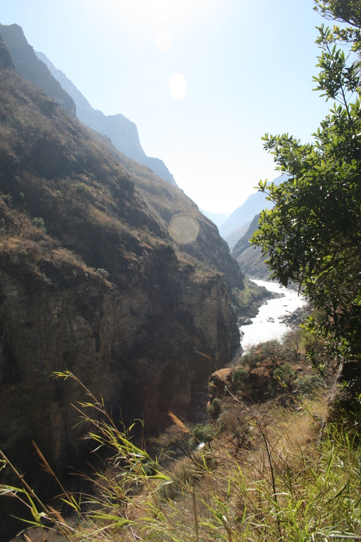 The Tiger Leaping Gorge