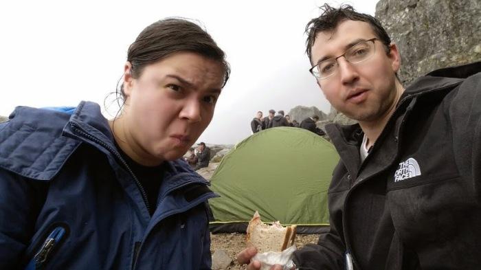 Camping at Preikestolen