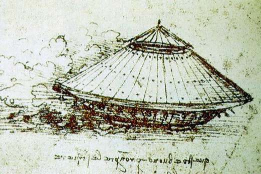 Da Vinci's Armoured Car, picture by: www.leonardodavinci.net