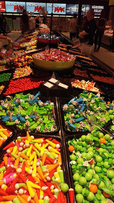 candy store in Nordby