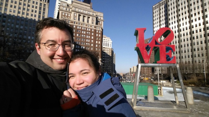 A and J in Philadelphia