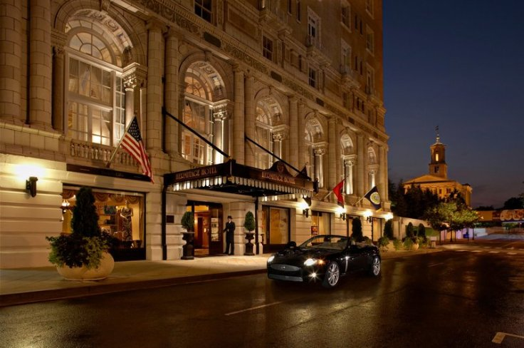 The Hermitage hotel, picture by http://www.historichotels.org/hotels-resorts/the-hermitage-hotel/