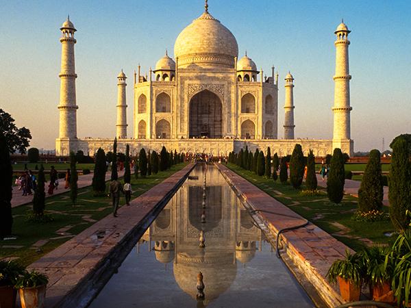India, Agra, Taj Mahal