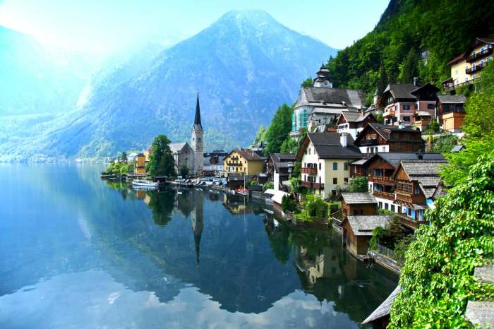 Beautiful Austria, picture by iexplore