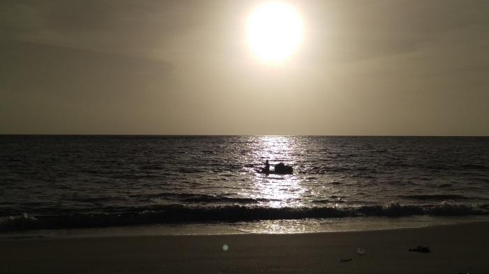 The Arabian Sea