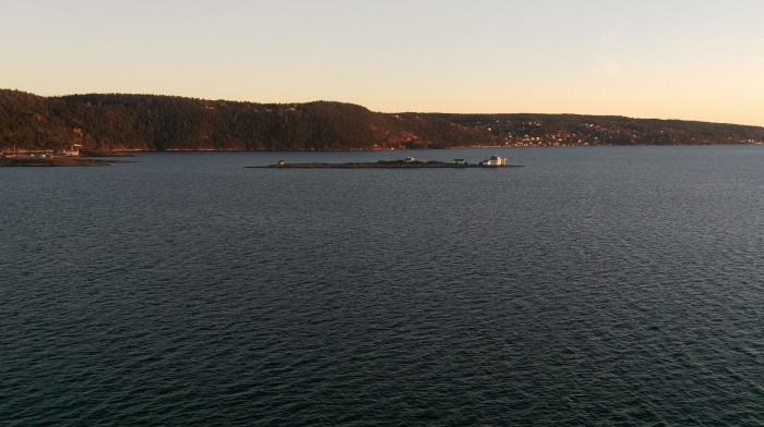 The Oslo fjord