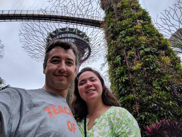 Singaporean Avatar trees