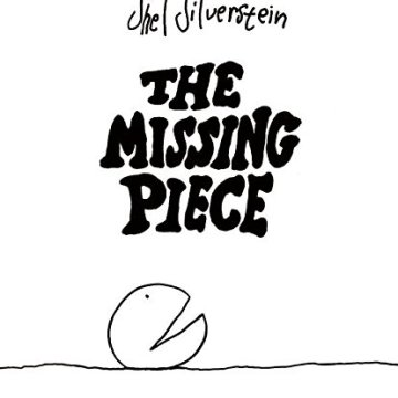 "Shel Silverstein ""The missing piece"""